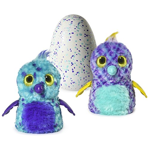 Hatchimals Fabula Forest Hatching
