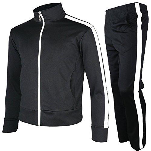 Velour Jacket Pants - 9