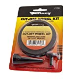 Forney 71798 Cut-Off Wheel Kit with 1/4-Inch