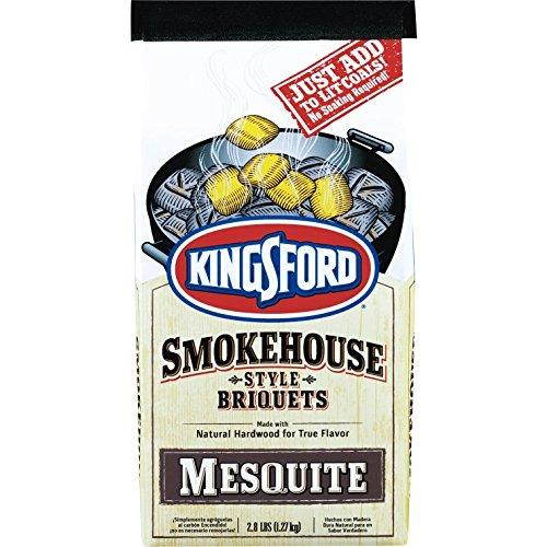 Kingsford 2 Charcoal Briquettes Mesquite 2.8 Lb, Brown/A