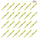 #2: BIC Brite Liner Highlighter, Chisel Tip, Yellow, 24-Count