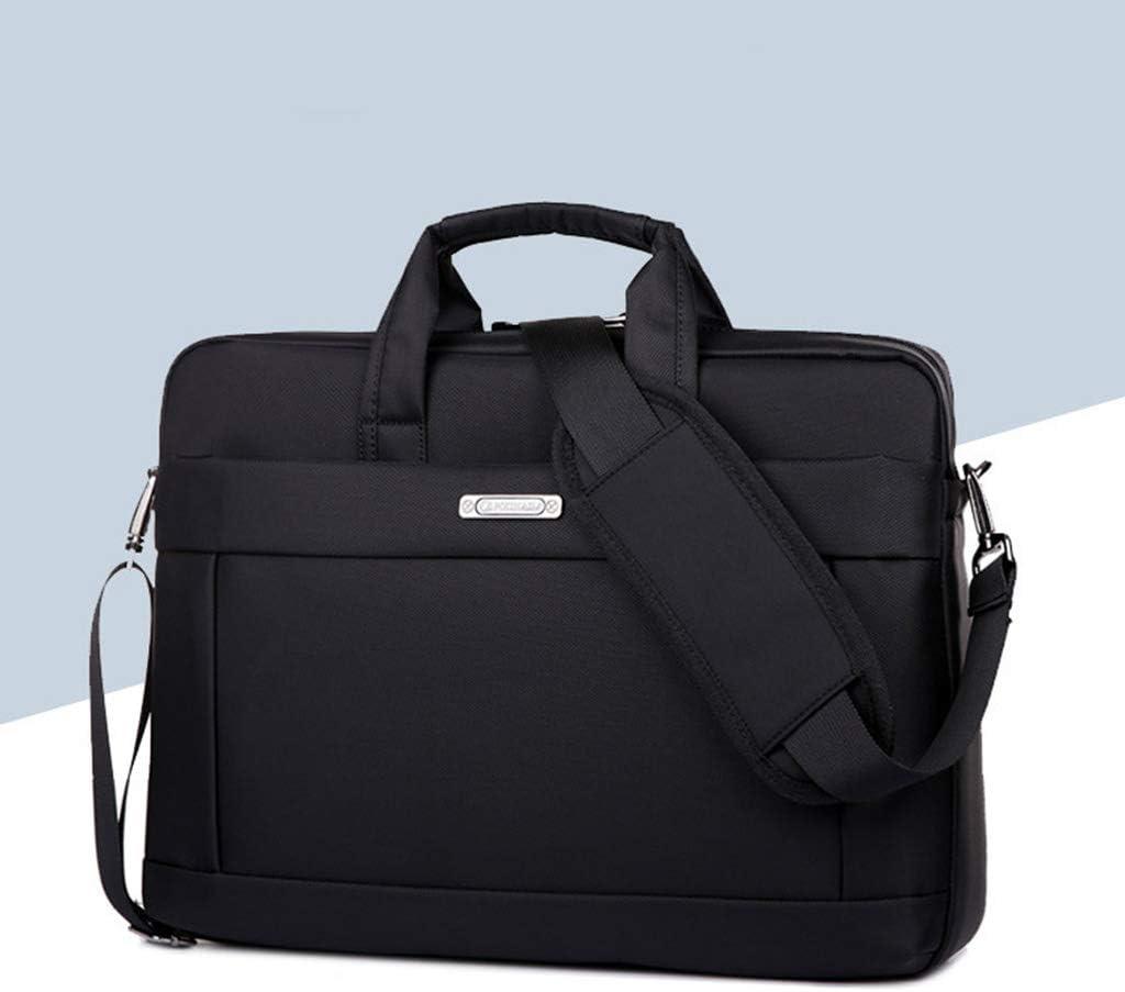 LOHONER Briefcase Computer Bag 19.7 inch Laptop Bag Tablet Waterproof Business Briefcase