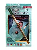 Absolute Beginners Irish Tin Whistle & DVD Pack
