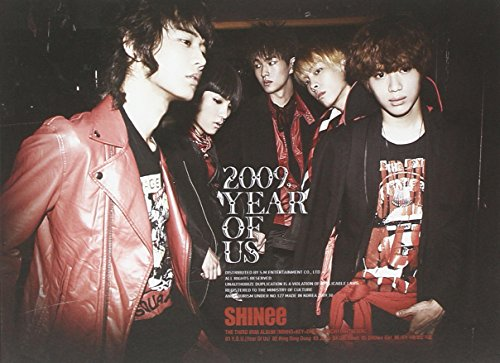 CD : Shinee - 2009 Year of Us (Asia - Import)