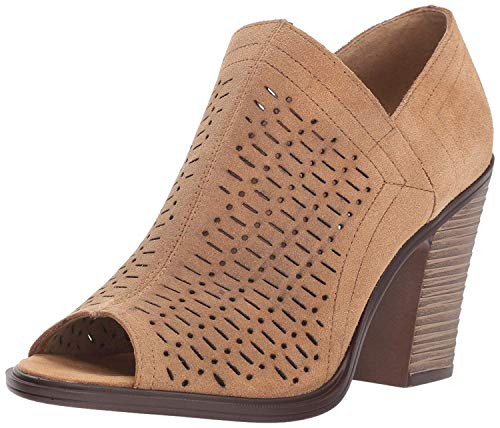 Dirty Laundry by Chinese Laundry Women's AIDA Ankle Boot, Camel Suede, 8.5 M US ()