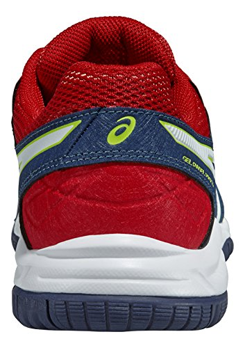 Gel Padel pro 3 GS C505Y 16 Junior Azul Navy / White