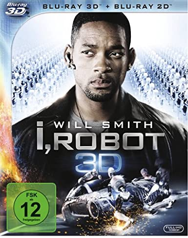 i, Robot 3D Blu ray nur 9,97€ inkl. Versand   Update