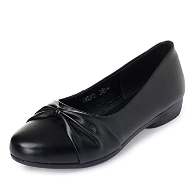 Doux Fond Mère Chaussures Chaussures d'âge Moyen Chaussures Femmes Chaussures Simples Vieilles Chaussures Plates jJE7nyE