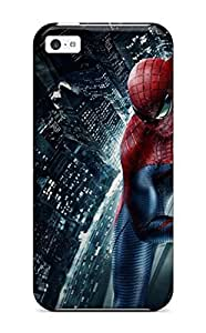 The Amazing Spider-man 76 Case Compatible With Iphone 5c/ Hot Protection Case by lolosakes