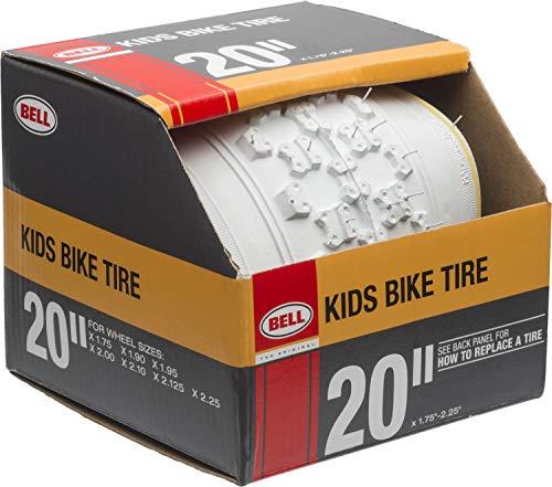 Bell 20-Inch BMX Bike Tire, White