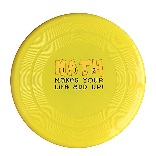 evaly-math-makes-your-life-add-up-150-gram-ultimate-sport-disc-frisbee-yellow