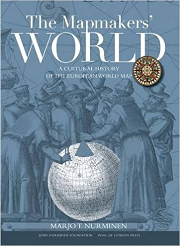 The mapmakers world a cultural history of the european world map the mapmakers world a cultural history of the european world map marjo nurminen peter barber 9781910860007 amazon books sciox Gallery