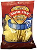Peter's Movie Time Nacho Chips, 3 Ounce (Pack of 48)