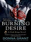 img - for Burning Desire (Dark Kings) book / textbook / text book