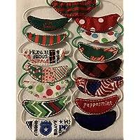 Elf Mask, Doll Mask, Medical Mask, Christmas Mask, Holiday Mask, Reindeer Mask, Christmas Elf