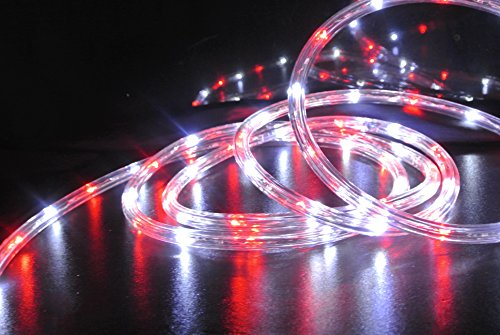 Candy Cane Rope Light Led