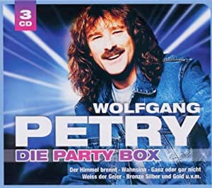 wolfgang petry die party box music. Black Bedroom Furniture Sets. Home Design Ideas