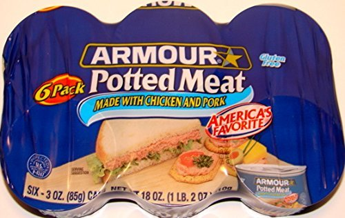 potted meat - 2