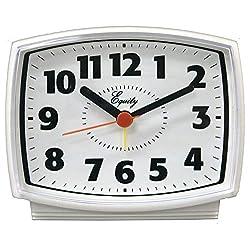 Equity 33100 4  Electric Analog Alarm Clock