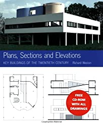Key Buildings of the Twentieth Century: Plans, Sections and Elevations