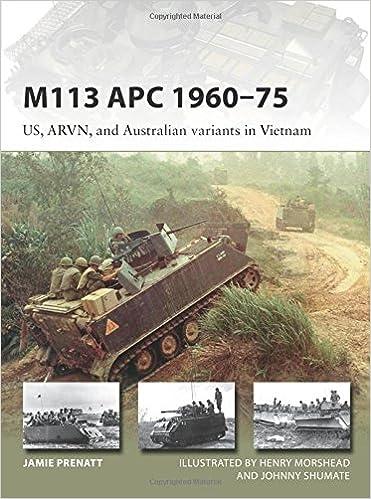 Amazon com: M113 APC 1960–75: US, ARVN, and Australian variants in