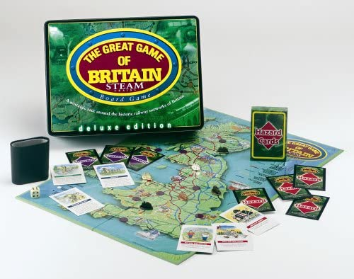 B0007XC1Q6 Toy Brokers The Great Game of Britain Steam Trains Deluxe Edition 51NW0P4J54L.
