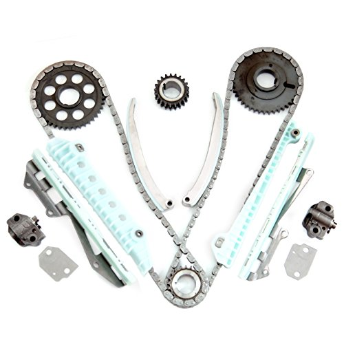 new timing chain set ford how to