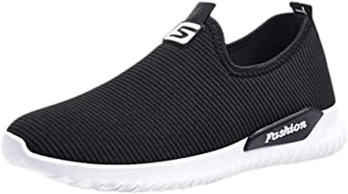 Alaso Chaussures Femme Zapatillas de running sin cordones para ...