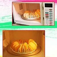Compra Vktech - Utensilio DIY para Patatas Fritas Microondas ...