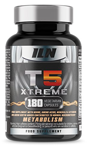 Iron Labs Nutrition, T5 Xtreme – Contains Biotin which contributes to...