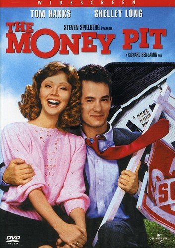 DVD : The Money Pit (Dolby, Digital Theater System, Dubbed, Widescreen)