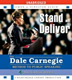 img - for Stand and Deliver: The Dale Carnegie Method to Public Speaking book / textbook / text book