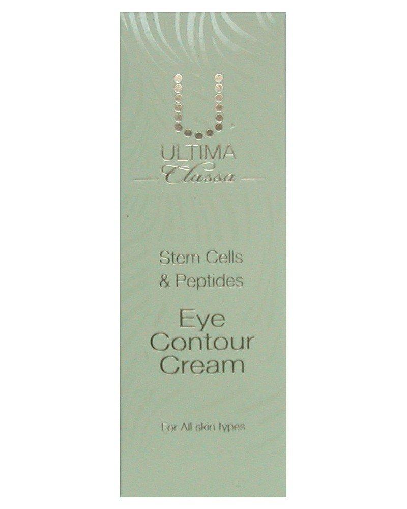 Ultima Stem cells + Peptide Crema de Ojos, efectivo contra hinchadas Ojos, con ácido hialurónico, 30 ml=996,67 euros/1 l: Amazon.es: Belleza