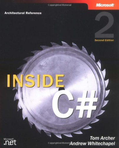Inside C#, Second Edition (Best C C Compiler For Windows)