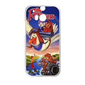 Happy The rescuers Case Cover For HTC M8 Case