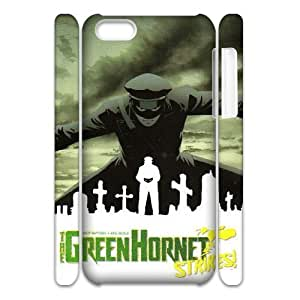 XOXOX The Green Hornet 2 Phone 3D Case For Iphone 5C [Pattern-5]