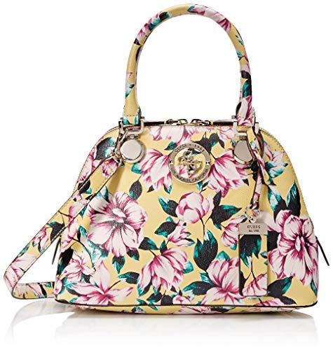 - GUESS Landon Floral Small Dome Satchel, Multi