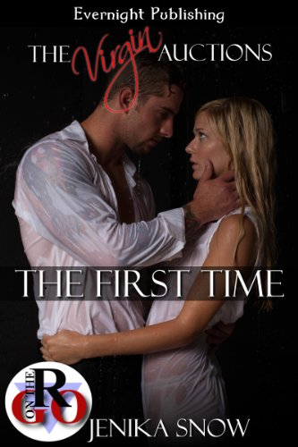 The First Time (The Virgin Auctions series Book 1)