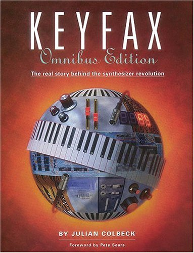 Keyfax The Omnibus Edition (Mix Pro Audio Series) by Hal Leonard