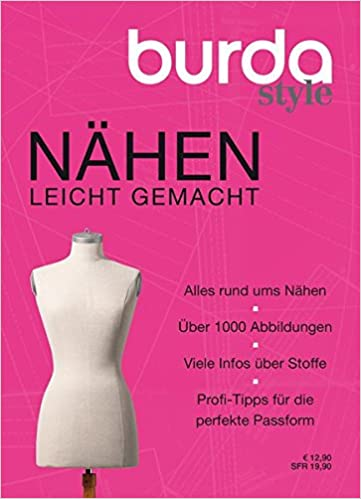 Nähen leicht gemacht K695: Nählehrbuch: Amazon.de: Heidemarie ...