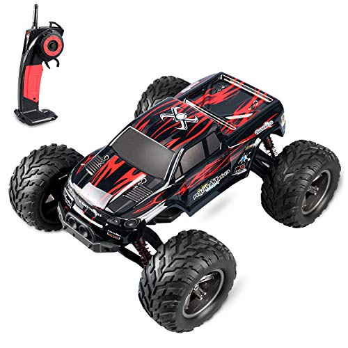 Control Speed Remote (ZJTL Remote Control Car,1/12 Short-Course Off Road Race RC Car, Truck 2.4Ghz 4 WD High Speed Crawler Rally Car for Kids or Adults, Toys of Speed, Enjoy a Different Childhood Fun (with Car Battery))