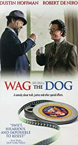 Wag the Dog [VHS]