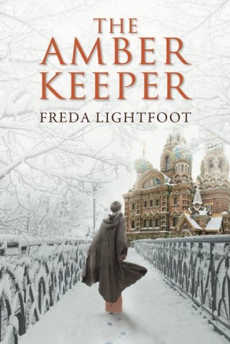 Amber Keeper Freda Lightfoot product image