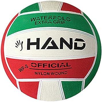 Hand Sport - Balón de Baloncesto (Talla 5), Color Verde, Blanco y ...