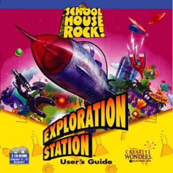 Price comparison product image SCHOOL HOUSE ROCK - EXPLORATION STATION