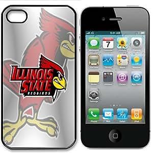 NCAA Illinois State Redbirds Iphone 5 Case Cover