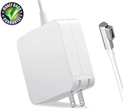 "60W AC Adapter Charger For Apple Mac Book Pro 13/"" A1181 A1184 A1185 A1278 L-Tip"