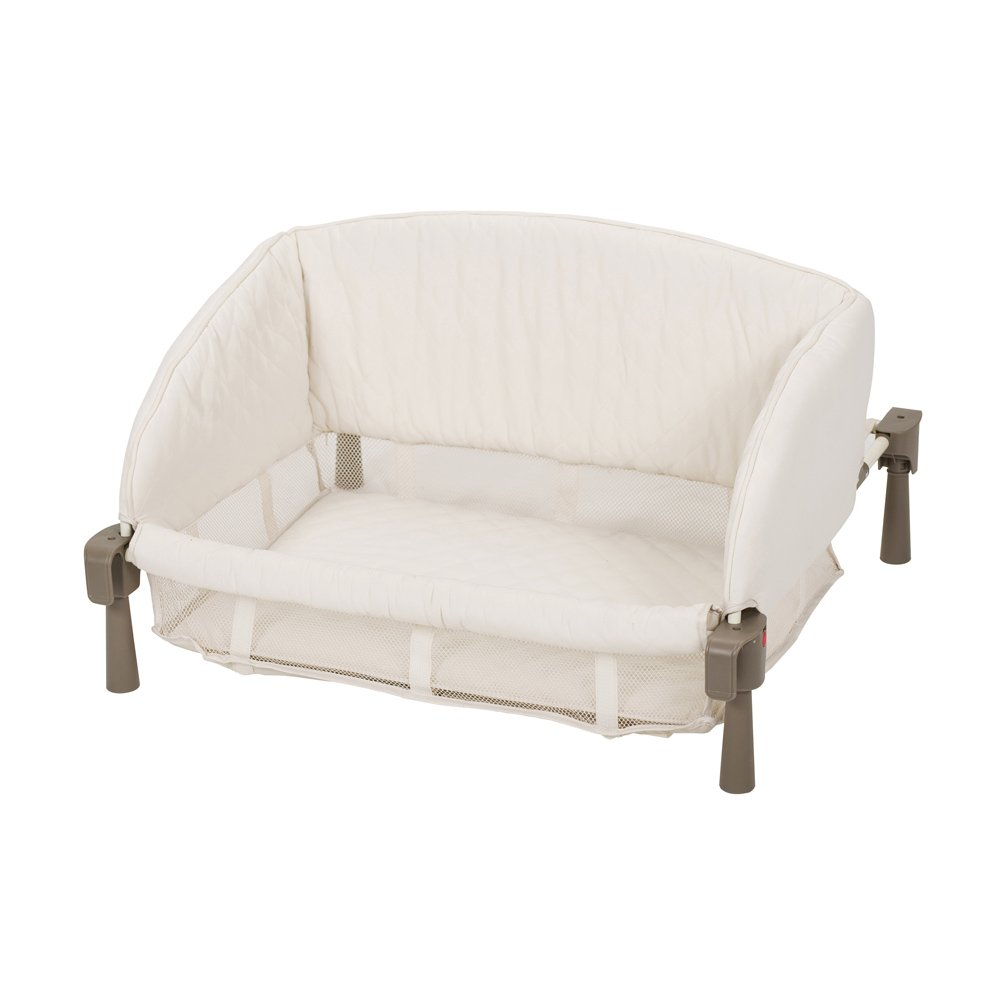 Baby Trend Close N Cozy Stand Alone Bassinet, Cream (Discontinued by Manufacturer)
