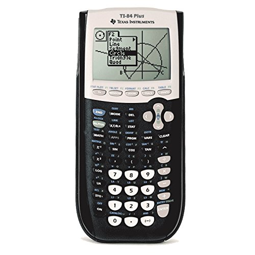 TI-84 PLUS GRAPHING CALCULATOR (Ti Calculators 84)