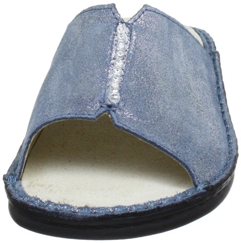 Siena Clogs Collection WoMen Herrmann And Avio Hans Blue Mules Blau n6xwRfq